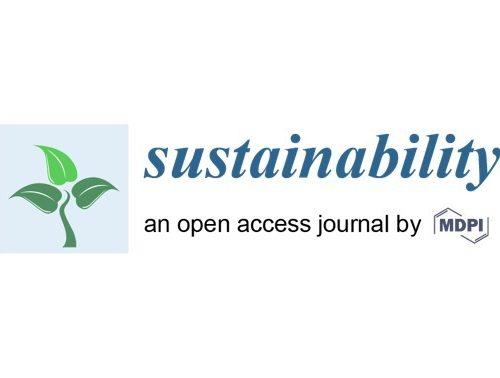 Sustainability journal logo
